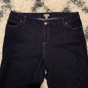 J.JILL Flare Jeans